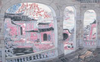 读图|百幅画作里的厦门之美