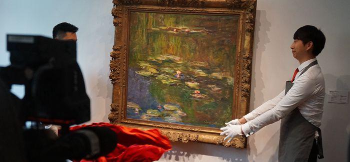 二十世纪西方现当代艺术大师级作品四月登陆上海