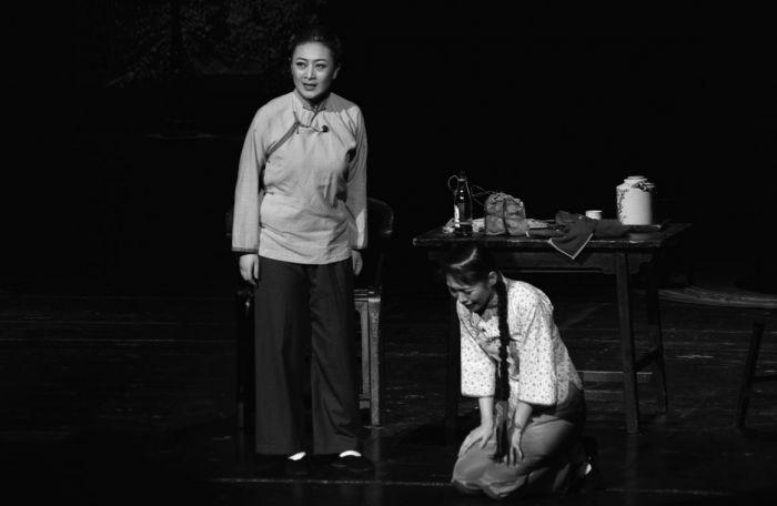 风风雨雨一甲子 杭州话剧团迎来60岁生日图片