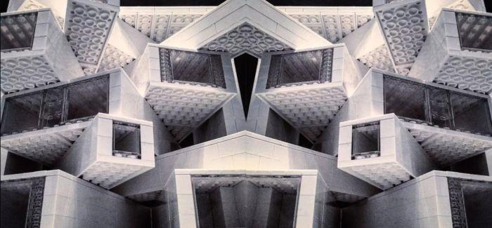 Arndt Schlaudraff:乐高野兽派建筑
