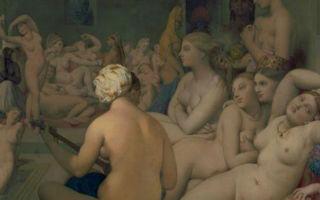 安格尔 从历史画家到肖像巨匠之路
