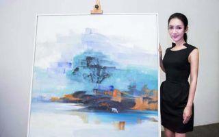 曾子涵画展《加·乡·梦》在广东美术馆隆重开幕