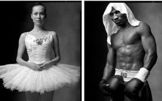 Mark Laita摄影作品:《生来平等》