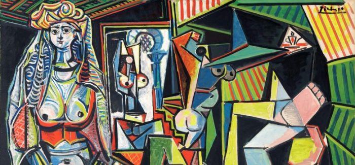 毕加索艺术展5月在京揭幕