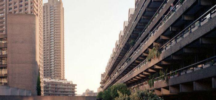 """狂野坚硬又阳刚 却显现莫名优雅:伦敦""""野兽派""""建筑微妙之美"""