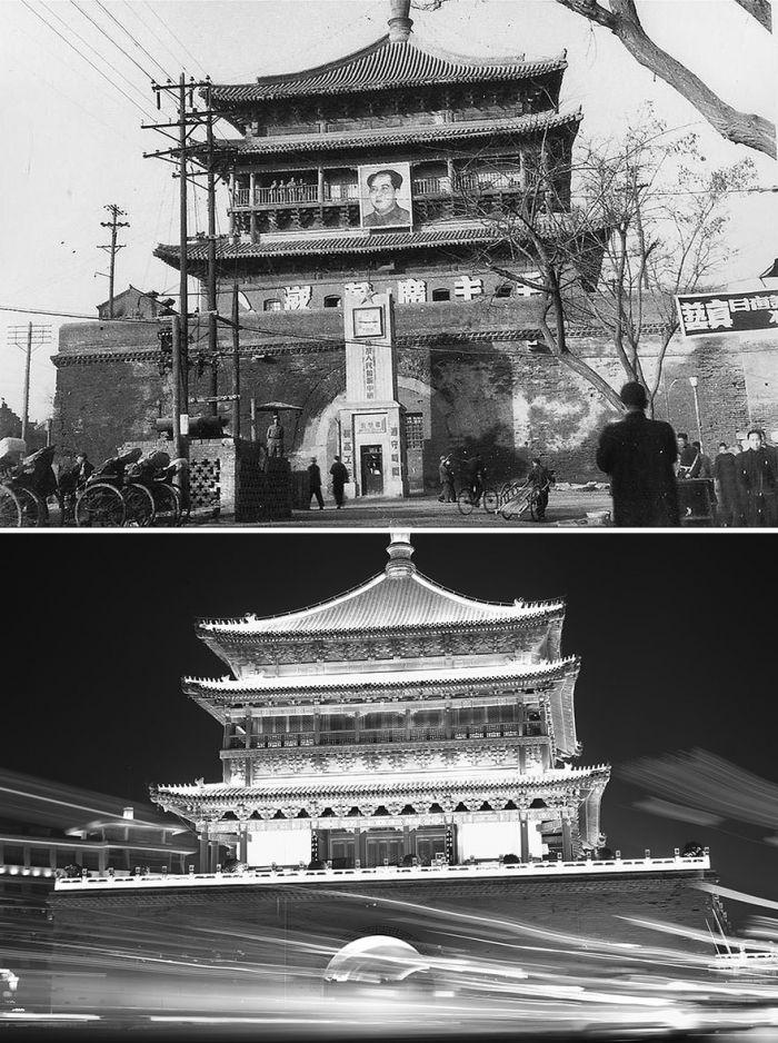 西安年最中国手绘小报