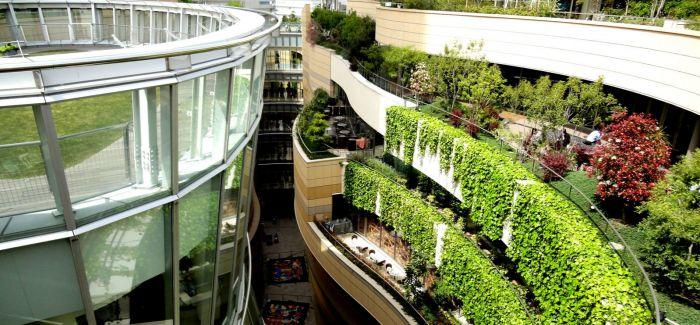 高质量生活环境  户户都有空中花园是怎样的体验