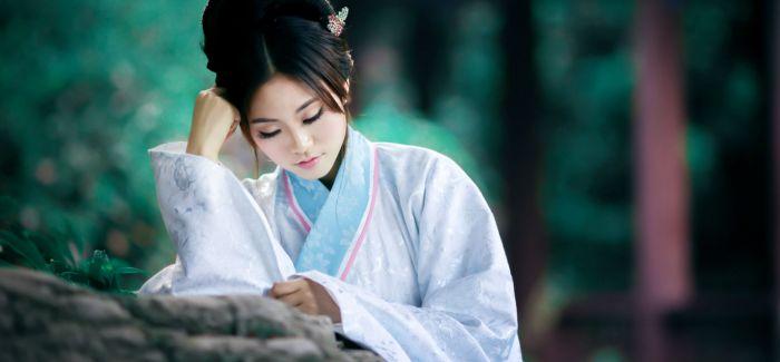 """古装范儿:学子穿""""汉服""""  习古礼继承传统"""