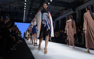 弋·想:上海工程技术大学服装学院毕业生设计优秀作品发布会亮相上海时装周