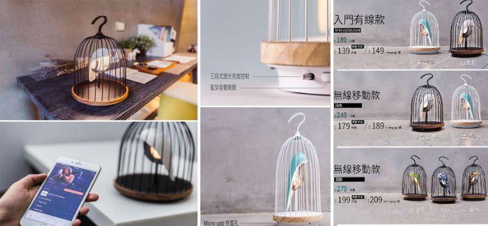 JinGoo:用歌声 带你走入老茶馆时光的鸟笼音响