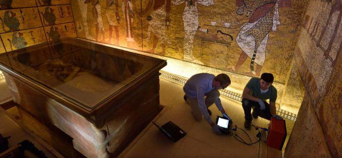 埃及考古学家:图坦卡蒙陵墓或藏有密室