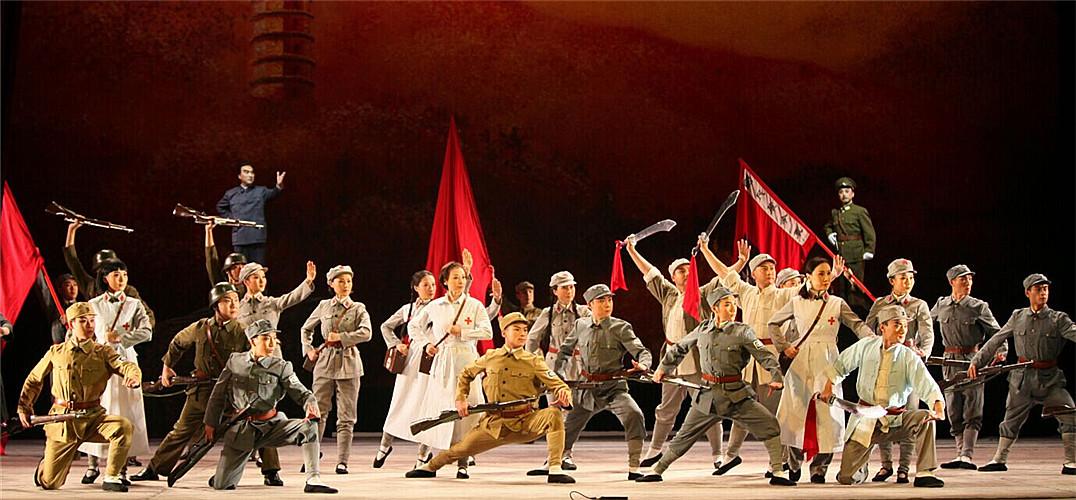 京剧《西安事变》走进北京高校