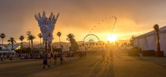历届以来最大规模装置艺术亮相科切拉音乐节