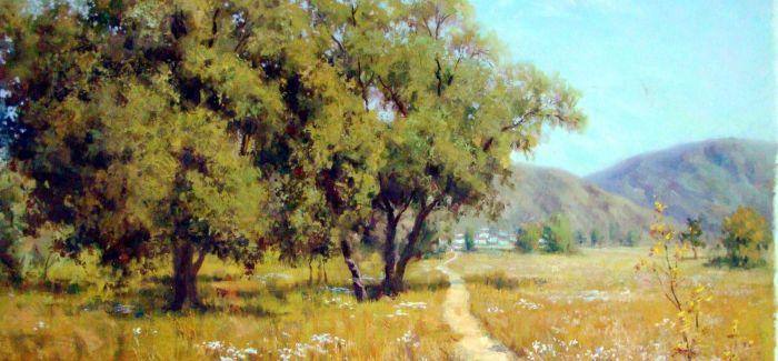 油画高级创研班:百幅油画绘写异国风情