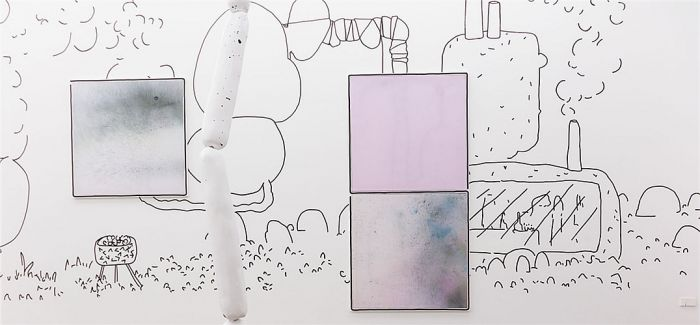 津·泰勒(Zin Taylor)个展:关于薄雾的三个想法