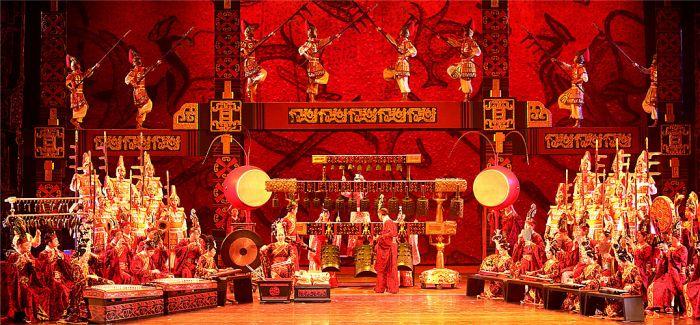音乐舞蹈史诗《编钟乐舞》将在澳大利亚巡演