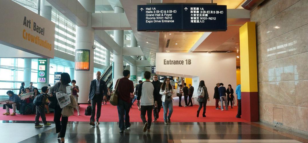 观香港巴塞尔:商业背景下的艺术生态