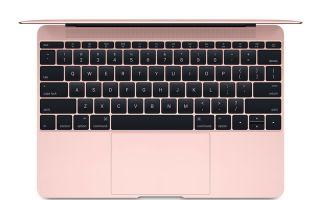 没等到 WWDC 苹果已经更新了玫瑰金版本 MacBook