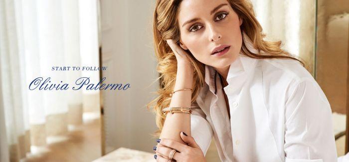 超完美品味 来自Olivia Palermo 的四堂珠宝配搭教学