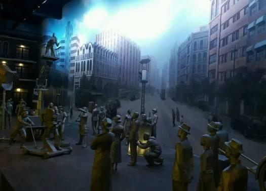 上海电影博物馆-上海那些充满艺术气息的地方