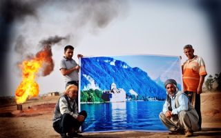 伊拉克当代艺术家终于有了在线数据库