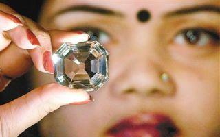 印度将向英国讨回传奇钻石光之山