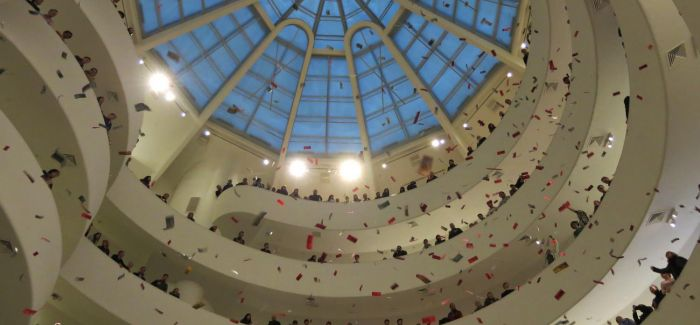 古根海姆与艺术家联合会撕了 对于美术馆压榨劳工你怎么看