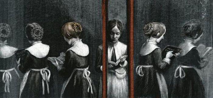 夏洛蒂·勃朗特诞辰200周年:跟着插画读《简·爱》