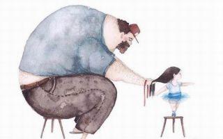 为什么女儿爱爸爸?插画师用温暖人心的漫画解答了这个问题