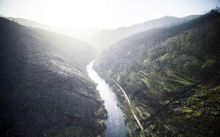 到葡萄牙阿罗卡区派瓦河边 给你一个步行8公里的理由