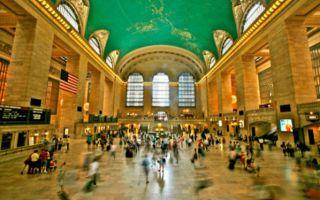 去这全球最美的10个火车站看看吧!