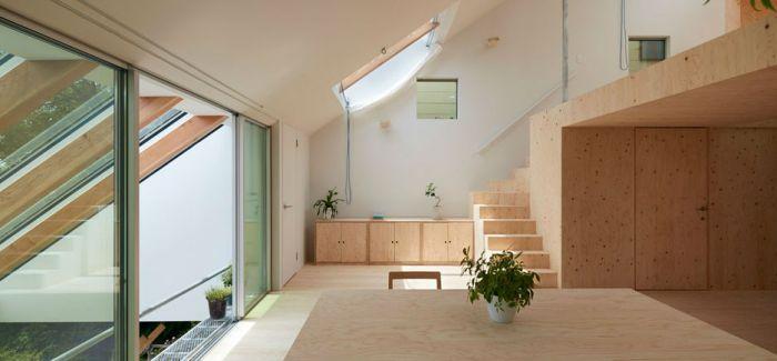 日本神户山地住宅