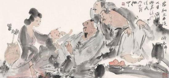 中国当代逍遥山水画倡导者顾平将于泰文楼举办个展