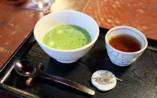 古桑庵:一百年的抹茶老店  现被年轻人视为无上美味