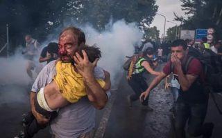 2016年普利策摄影奖公布 这个世界上还有很多人正在忍受灾难和痛苦