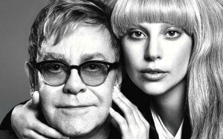 这次要做设计的音乐天才是 Lady Gaga 和 Elton John