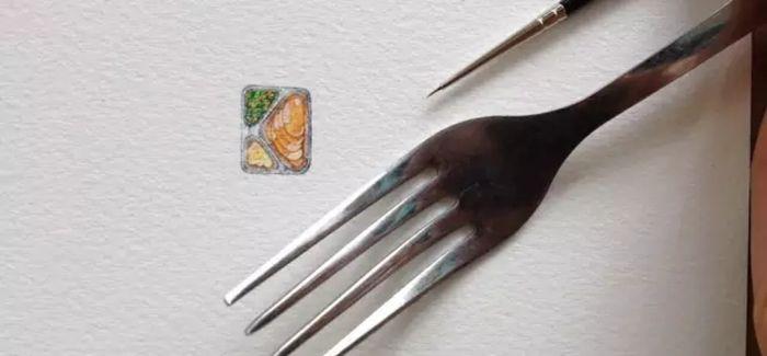 她的画只有指甲那么大 却让她获得工匠地位 还进了美国最大的个人艺术博物馆