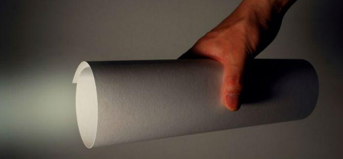 一张纸不仅能做完美的设计  还能成为生活中的一道风景