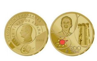 西班牙即将发行欧罗巴硬币系列纪念金银币