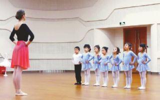中乌首个少儿芭蕾教育品牌 娜塔莉亚