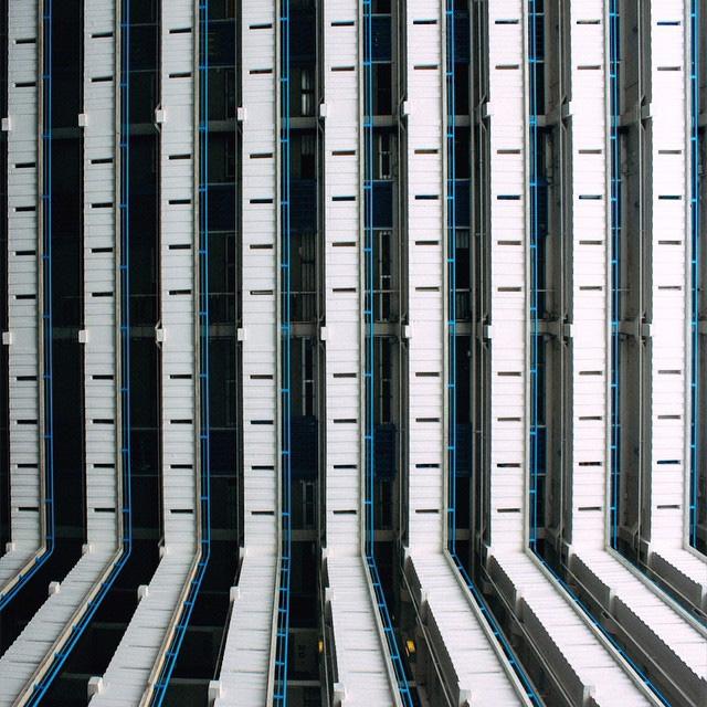 香港风景图片方形