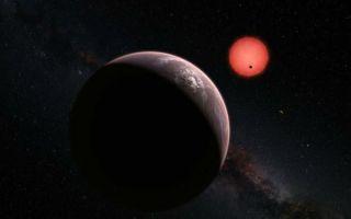 39光年之外的红矮星附近发现了三颗可能宜居的行星
