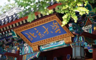 北京大学首届化石文化周现场直击