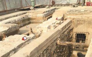 """故宫发现元代地层 验证元皇宫遗址在""""紫禁城""""内"""