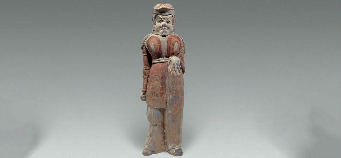 信仰与世俗生活的巧妙融合 北齐陶俑艺术巡礼
