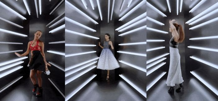 《VOGUE》创造时尚新爆点  邀封面达人在隧道中热舞