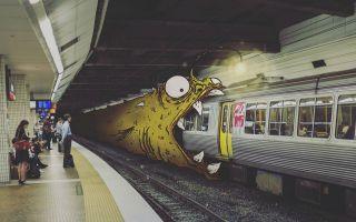 澳大利亚设计师Jasper将想象中的怪诞画到了现实中