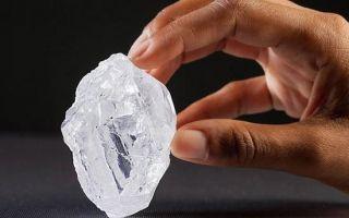 世界现有第二大钻石原石拍出6300万美元高价