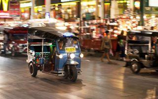 不妨远离喧嚣的人群  体验曼谷的别样魅力