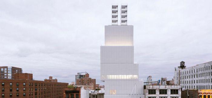 纽约新美术馆集资4300万美元用于周边扩建